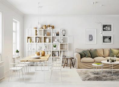 SCANDAVIAN là gì? Phong cách Bắc Âu trong thiết kế nội thất