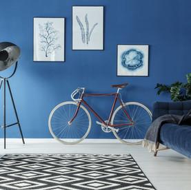 Quy tắc phối màu 60 - 30 - 10 trong thiết kế nội thất