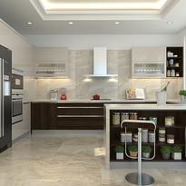 Nội thất phòng bếp hiện đại – Cảm hứng cho những bữa cơm gia đình êm ấm