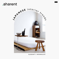 Xu hướng nội thất phong cách Nhật