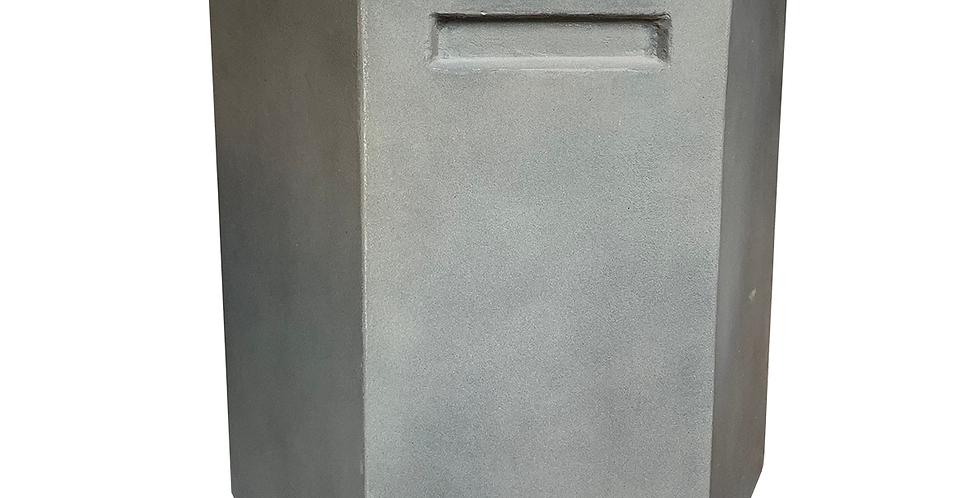 Ghế đôn bê tông xám ST-008