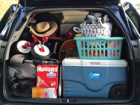 TIPS: Family Road Trip!