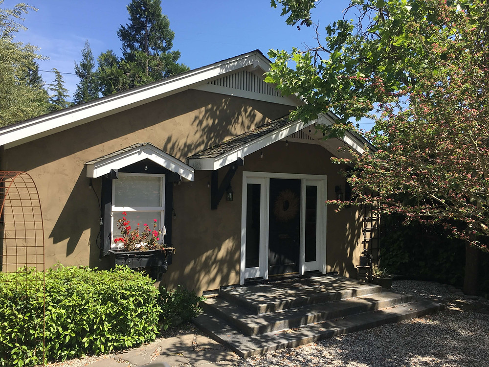 Sonoma cottage