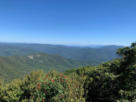 Inspiration from the Appalachian Trail