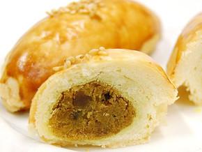香菇咖哩餃