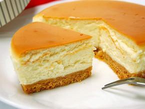 重乳酪旦糕
