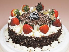 黑森林巧克力旦糕-1
