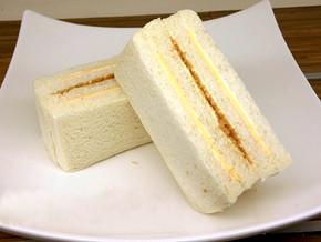 奶油三明治