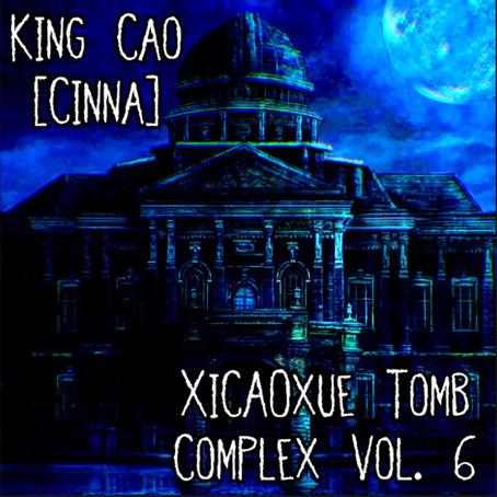 KING CAO-XICAOXUE TOMB COMPLEX VOL. 6