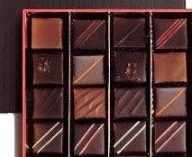 Chocolatier Du Rhône Boîte cadeau de 16