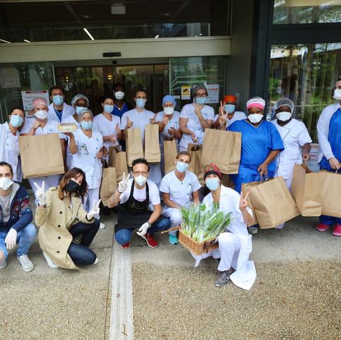 1er Mai / Versailles / Hôpital Porte Verte