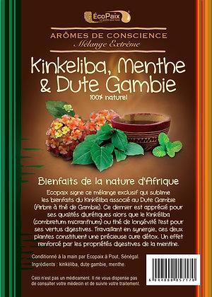 Kinkeliba, Mint, Dute Gambie Extra Blend Tea