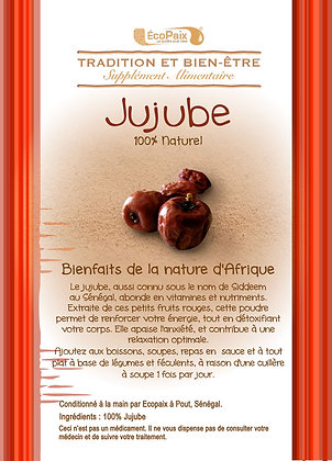 Jujube fruit powder - Dietary supplement
