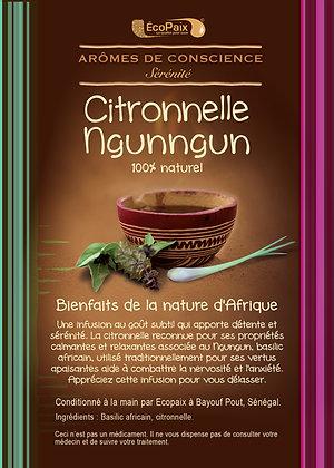 Lemongrass & Ngunngun Herbal Tea