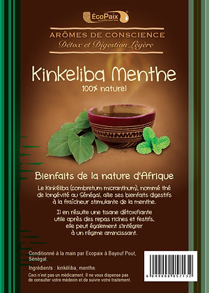 Kinkeliba & Hint of Mint Herbal Tea