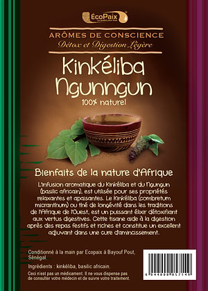 Kinkeliba Ngunngun Herbal Tea