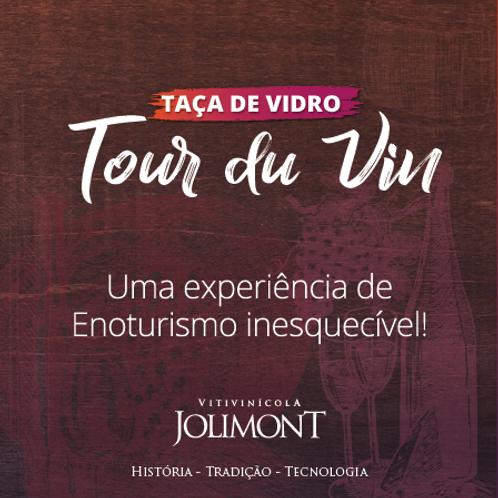 INGRESSO - Taça de Vidro