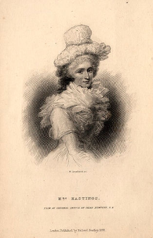 Marian Hastings national portrait galler