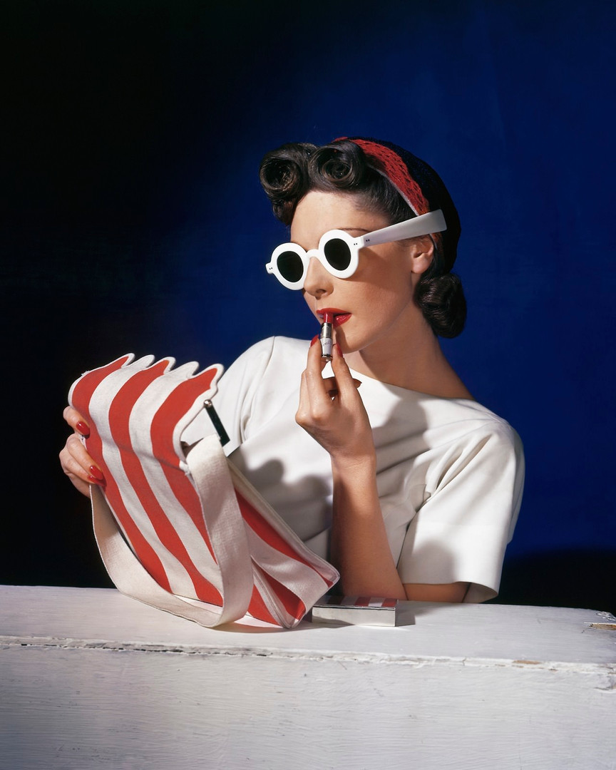 Sunglasses: From Utilitarian To A Fashion Object 1910-1950