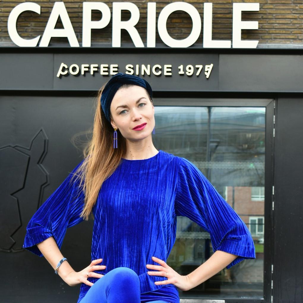 THE HAGUE HOTSPOT: CAPRIOLE CAFE