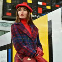 TARTAN NEVER GOES OUT OF STYLE