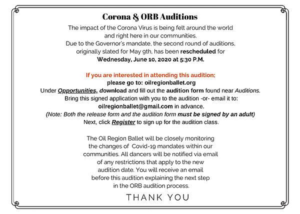 Corona & ORB Auditions.jpg