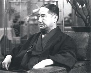 Основатель компании, господин Джуничи Морита