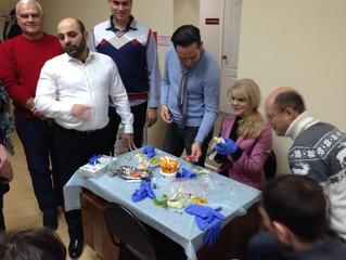 Дорогие друзья, состоялся очередной курс имплантологии и ортопедии в Ульяновске!