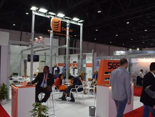 SGS на стоматологической конференции в Дубае