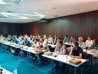 Завершился 2-х дневный семинар «Протезирование с использованием системы multi-unit абатментов», в г.