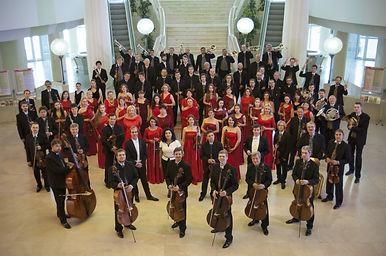 Симфонический оркестр Москвы «Русская фи