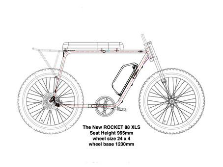The New Rocket 88 XLS