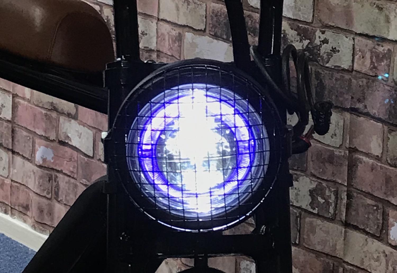 Thumbnail: Rocket Halo headlight