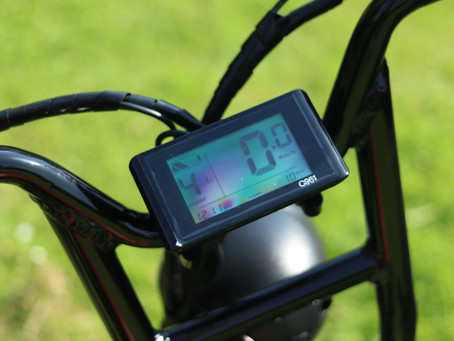 Here's how you set up your LCD display