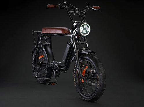 ROCKET 88S High Torque motor, Mozo suspension - Brown