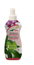 Spray folaire orchidée