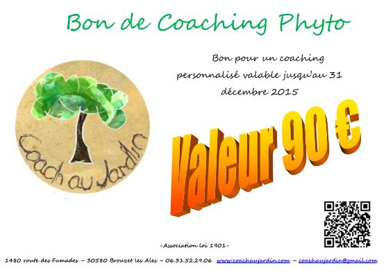 bon de coaching phyto