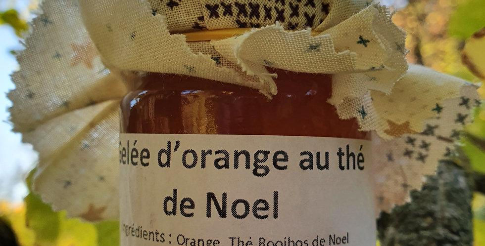 Gelée d'orange au thé Cerise Yuzu