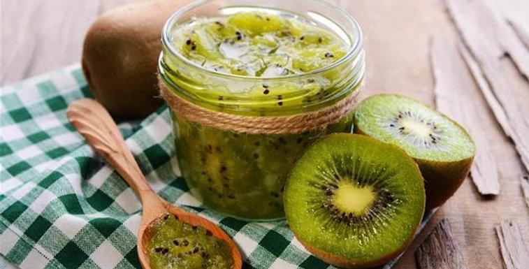 Confiture de kiwi au gingembre 110g