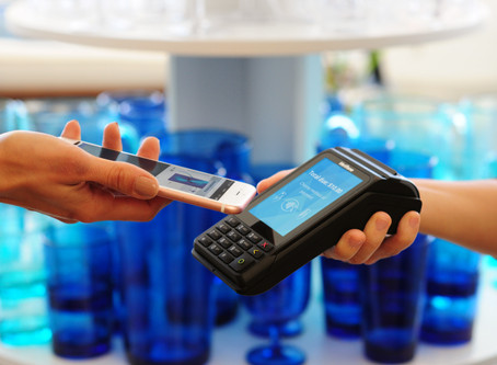 Contactless payment options and activation