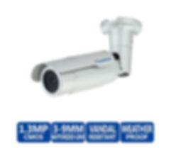 Calnar installs GeoVision License Plate Recognition Cameras