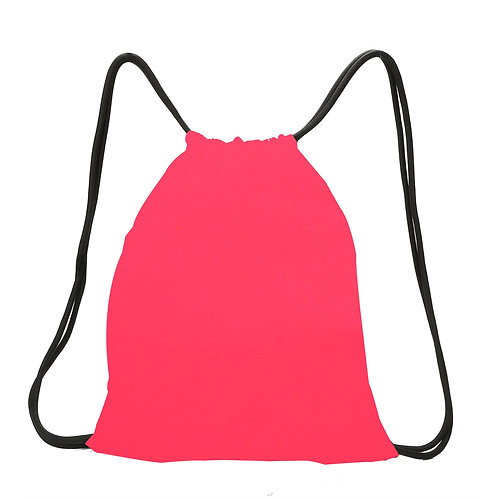 Promotion Drawstring Bags Pink