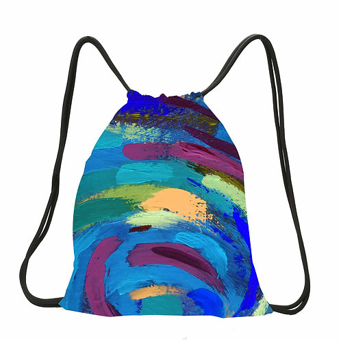 Gym Backpack Drawstring Bags Sackpack 11147247