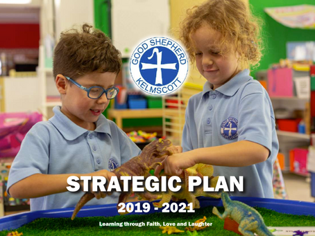 Strategic Plan Launched