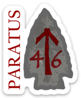 Paratus Forty-Six stickers