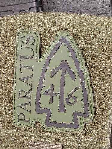 Paratus 46 PVC patch