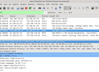 How to decrypt SSL traffic of Qt programs in Wireshark