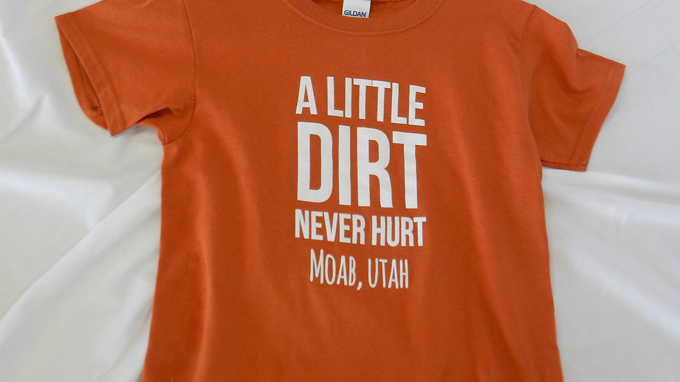 Youth Red Dirt Tee