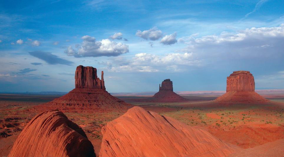 Monument Valley_Panorama - Robert Riberi
