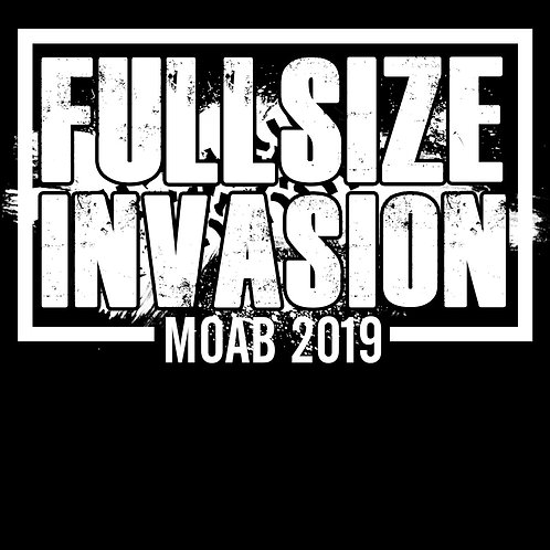 2019 Moab Event Tee